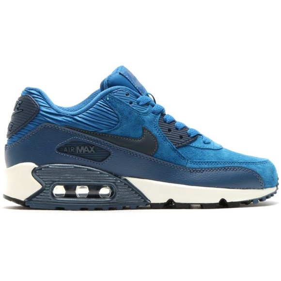 Nike Shoes   Blue Suede Air Max 9